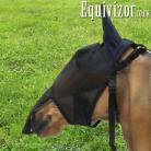 Equivizor Fly Mask (with nose flap and ears) - XLarge